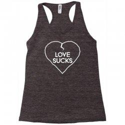 love sucks Racerback Tank   Artistshot