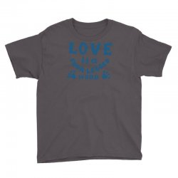 love is a four legged word Youth Tee | Artistshot