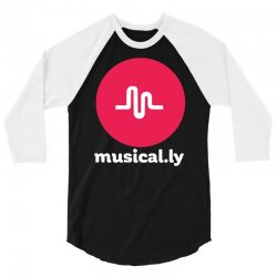 musical 3/4 Sleeve Shirt | Artistshot