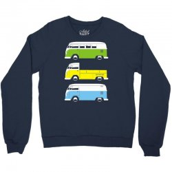 vw camper bus pick up van Crewneck Sweatshirt | Artistshot