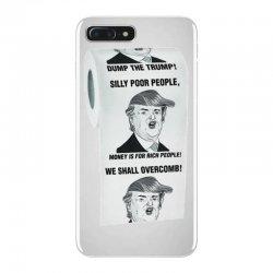 funny donald trump toilet paper iPhone 7 Plus Case   Artistshot