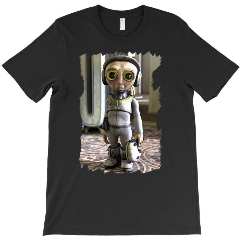 Funny Alien T-shirt   Artistshot