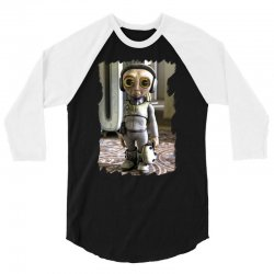 funny alien 3/4 Sleeve Shirt   Artistshot