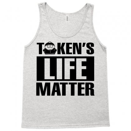 Tokens Life Matter Tank Top Designed By Tshiart