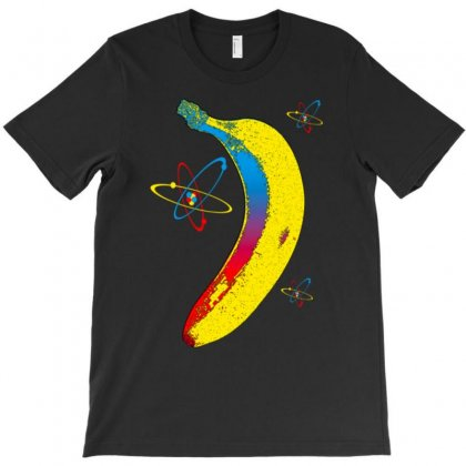 Atomic Banana T-shirt Designed By Artrend-paul