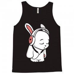 love music cartoon bunny Tank Top | Artistshot