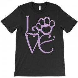 love paw T-Shirt | Artistshot