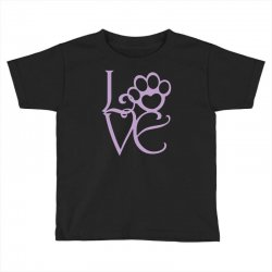 love paw Toddler T-shirt | Artistshot