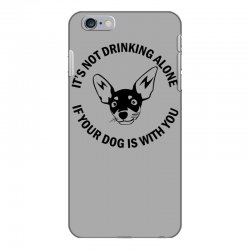 funny drinking dog iPhone 6 Plus/6s Plus Case | Artistshot