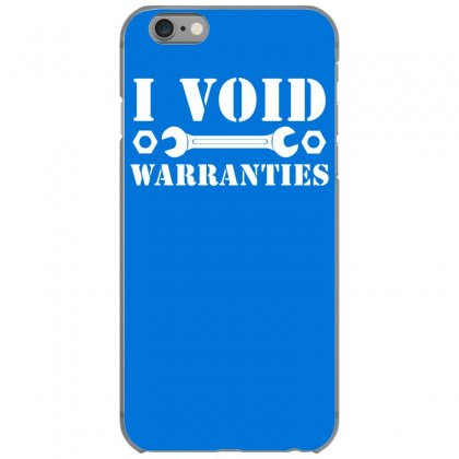 I Void Warranties Iphone 6/6s Case Designed By Gematees
