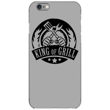 King Of Grill Iphone 6/6s Case Designed By Gematees