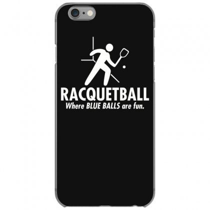 Racquetball Iphone 6/6s Case Designed By Gematees