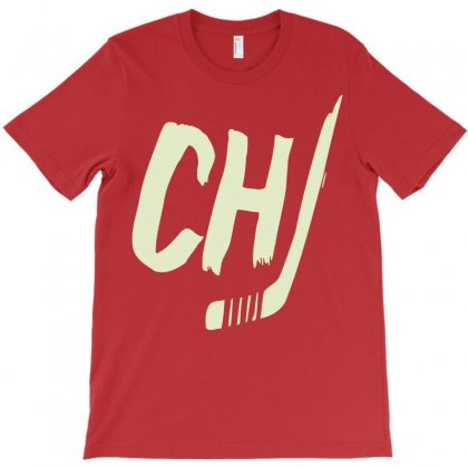 Chicago Blackhawks Hockey T-shirt Designed By Jokers