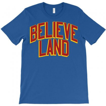 Cleveland Cavaliers Believe T-shirt Designed By Jokers