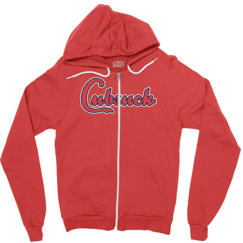 check out 380a1 bebb8 Chicago Cubs Suck Zipper Hoodie. By Artistshot
