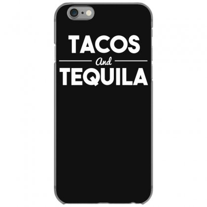 Tacos And Tequila Iphone 6/6s Case Designed By Gematees