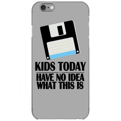 What This Is   Floppy Disk Iphone 6/6s Case Designed By Gematees
