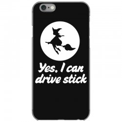 yes, i can drive stick iPhone 6/6s Case | Artistshot