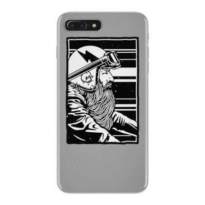 Beard And Ride Iphone 7 Plus Case Designed By Tonyhaddearts