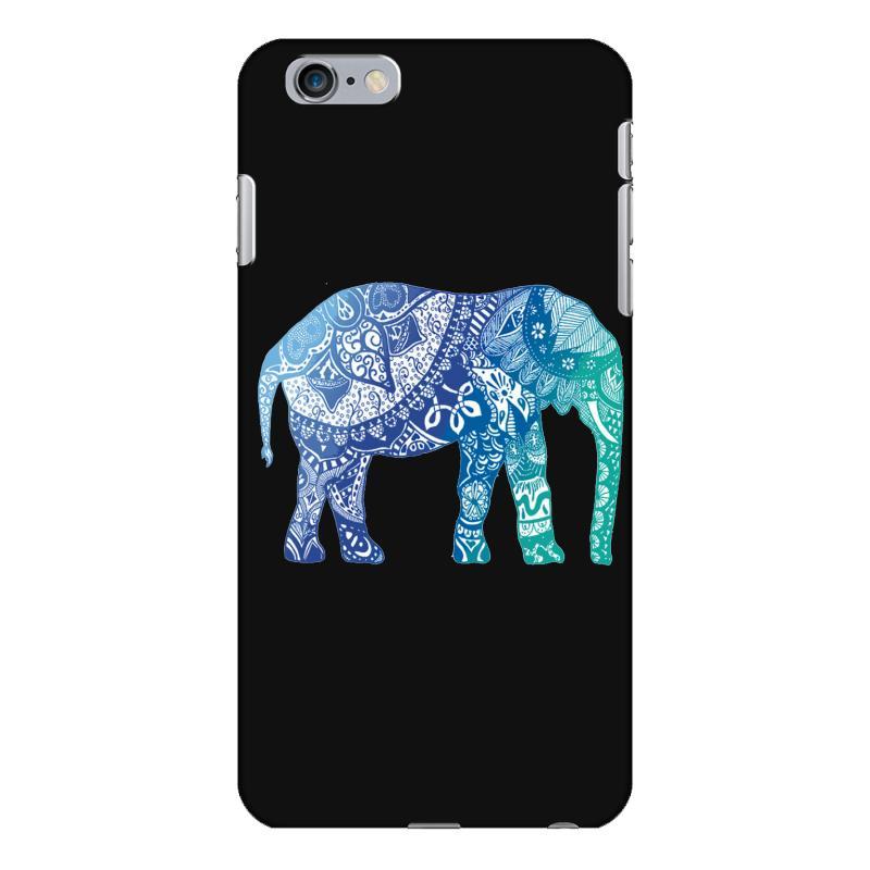 big sale 27931 99ef2 Blue Elephant Iphone 6 Plus/6s Plus Case. By Artistshot