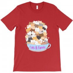 Cats T-Shirt | Artistshot