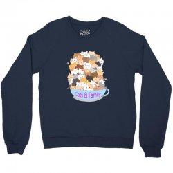 Cats Crewneck Sweatshirt | Artistshot
