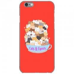 Cats iPhone 6/6s Case | Artistshot
