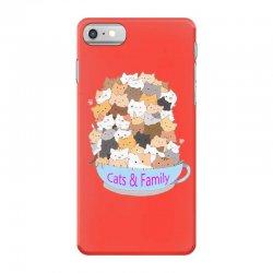 Cats iPhone 7 Case | Artistshot
