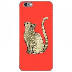 cats text iPhone 6/6s Case | Artistshot