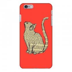 cats text iPhone 6 Plus/6s Plus Case | Artistshot