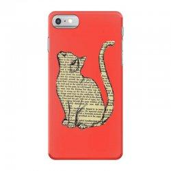 cats text iPhone 7 Case | Artistshot