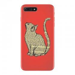cats text iPhone 7 Plus Case | Artistshot