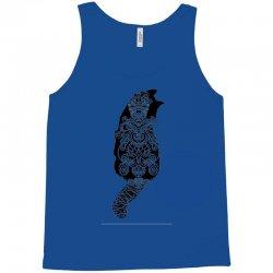 cats black Tank Top | Artistshot
