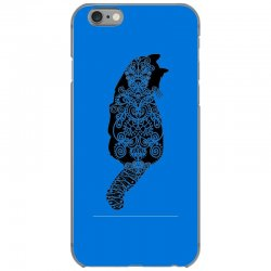 cats black iPhone 6/6s Case | Artistshot