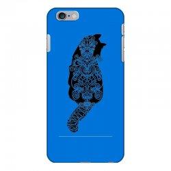 cats black iPhone 6 Plus/6s Plus Case | Artistshot