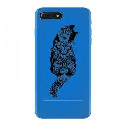 cats black iPhone 7 Plus Case | Artistshot