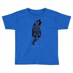 cats black Toddler T-shirt   Artistshot
