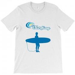 the surfing T-Shirt | Artistshot