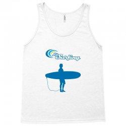 the surfing Tank Top | Artistshot