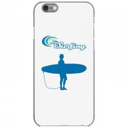 the surfing iPhone 6/6s Case | Artistshot