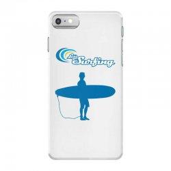 the surfing iPhone 7 Case | Artistshot