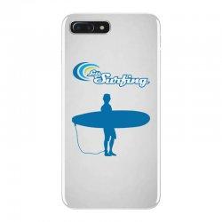 the surfing iPhone 7 Plus Case | Artistshot