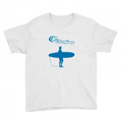 the surfing Youth Tee | Artistshot