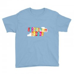 Let's go the beach Youth Tee | Artistshot