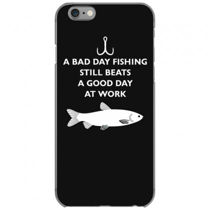 Bad Day Fishing Iphone 6/6s Case Designed By Gematees