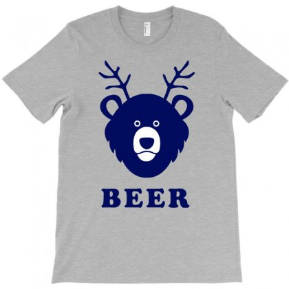 Beer T Shirt T-shirt Designed By Gematees