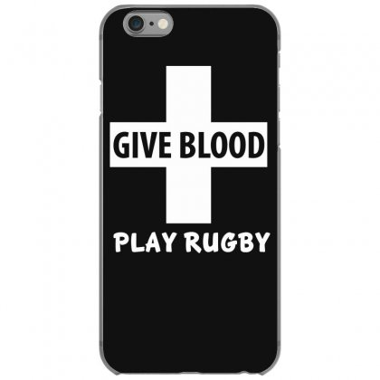 Give Blood Iphone 6/6s Case Designed By Gematees