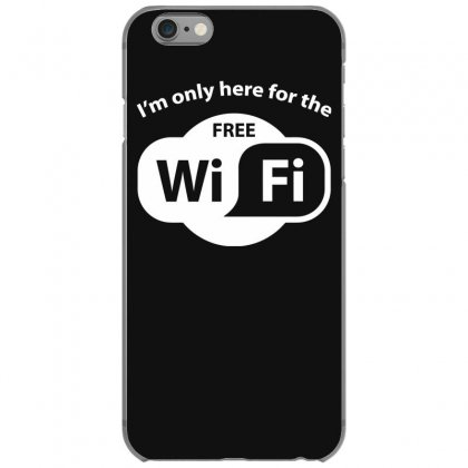 Here For The Free Wifi Iphone 6/6s Case Designed By Gematees