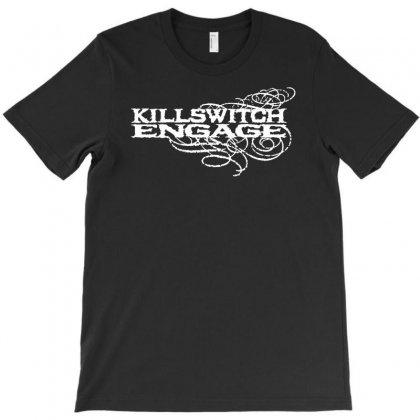 Killswitch Engage T-shirt Designed By Mdk Art