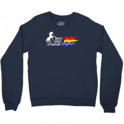 mile high stadium Crewneck Sweatshirt | Artistshot